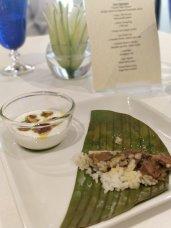 Lam Rice Aubergine Yoghurt